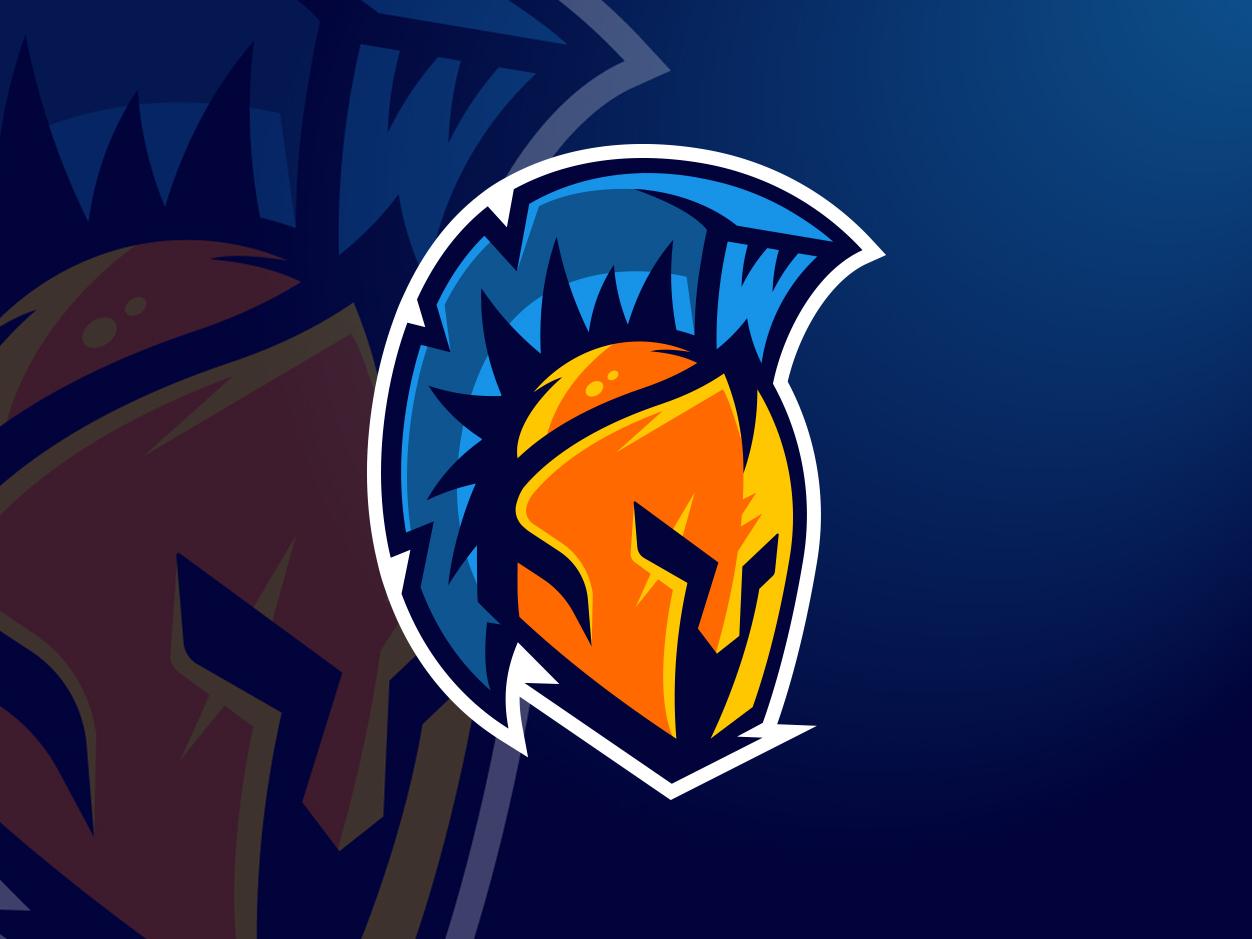 Warriors Middle School high school rebrand shield armor greek espn sports football nfl spartan