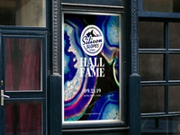 Silicon Slopes Hall of Fame Branded Poster