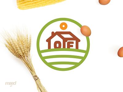 A logo design for Olo Farming inspiration maedbyus branding brand brand design eco friendly farming logo logo design