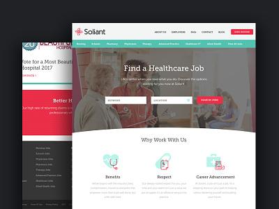 Soliant Website
