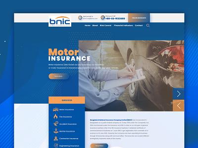 Insurance Company  Site Design insurance