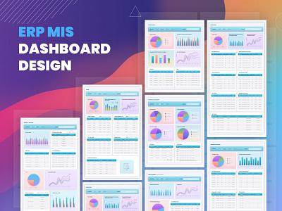 Pharmaceutical ERP MIS Dashboard  Design pharmaceutical dashboad mis erp