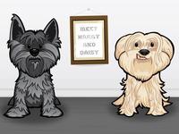 Meet Harry and Daisy