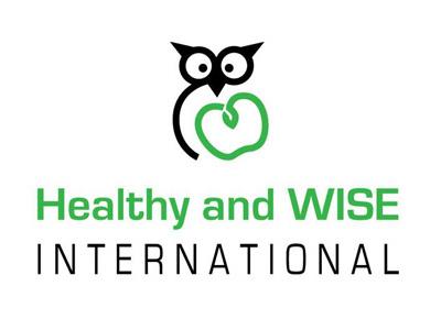 Hwi Logo400 design logo international wise and healthy