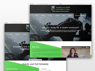Hwi Website400 design website wise and healthy