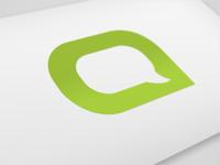 Logo for surveys website