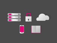 IT product icons