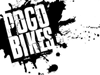 Logo for bike shop bike logo splash nonhipster