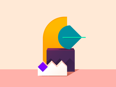 Top secrets of contrast in design article art clean illustration minimal design ux ui colors