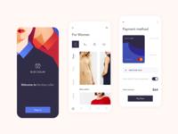 Mobile App - Blue collar