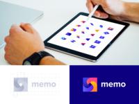 MEMO Logo Concept