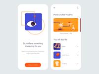 Mobile app - Hobby