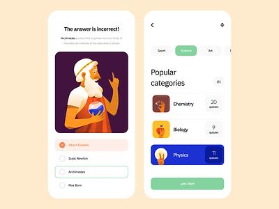 Mobile application - Smart app ux ui minimal clean colors mobile app design mobile design mobile app mobile illustration