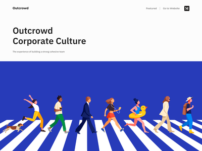 Outcrowd Corporate Culture - Blog Post