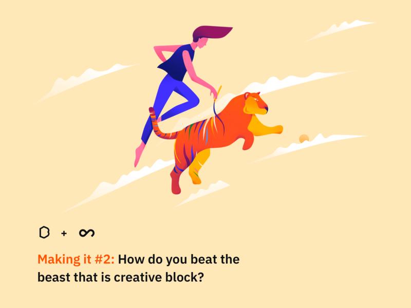 Interview. Making it #2 art website design web design website web ux ui clean typography branding minimal illustration