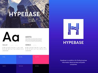 Hypebase - Startup Investing Platform platform design clean mobile design mobile logodesign logo ui colors investment startup branding startup brand design branding mobile app design mobile app