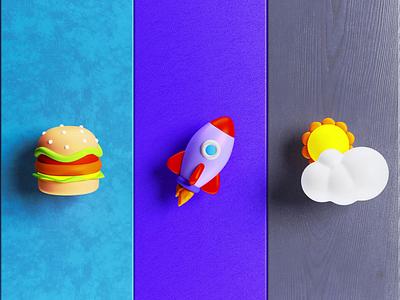 Emoji Game - 3D Animation ui 3dmax 3d graphics colors game colorful bright animation emoji 3d emoji motion 3d animation 3d