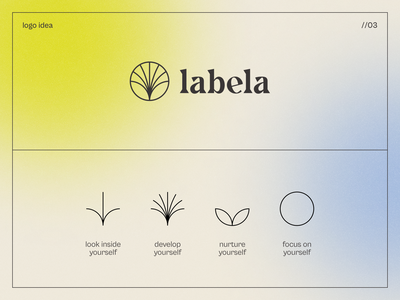 Labela - Brand Design for Cosmetics minimal ecommerce beauty cosmetics modern design colors ui logotype branding brand design brand logo design logo