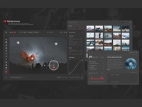 Redartious -  platform for photographers and retouchers