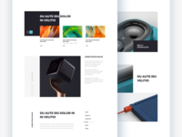 Itio - Landing Page