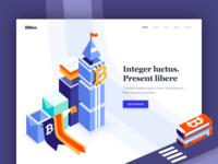 BitBen - Landing Page