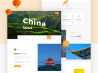 NationalTour - Landing Page