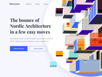 Northroof - Landing Page