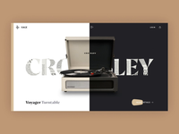 Web Design - Crosley