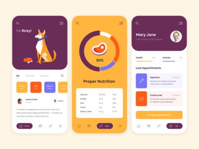 Mobile App - Dog App