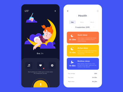 Mobile App - Baby Monitor