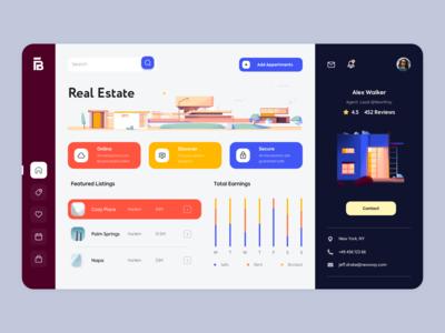 Web Platform - R.E. Senior