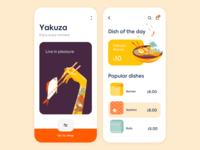 Mobile app - Yakuza