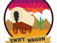 Swift Wagon Logo