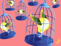 Captive ideas