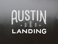 Austin Landing Logo: Final