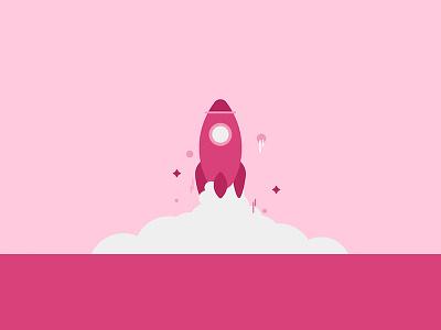 Good to go! moon toolbox 404 fix stars astronaut ship space
