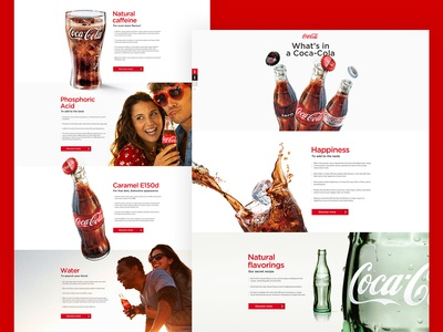 What's in a Coca Cola
