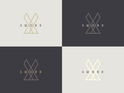 Sword Logo Progress