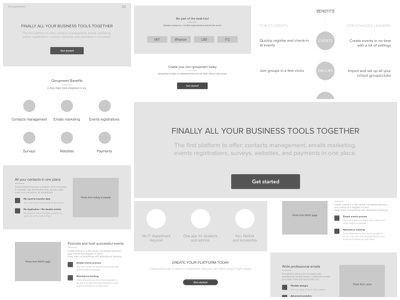 Product page wireframes sketches sketch skeleton structure interface wireframing homepage product product page ui ux wireframe