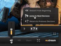 Video Player - Final UI