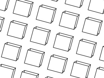 Favicon for Kreativa lådan box minimalistic logo favicon