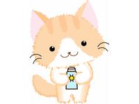Cat + skincare = <3