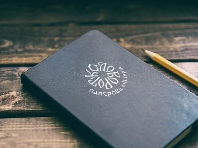 "Logo for project ""Kolovorot"" pin design notebook cover shopper tshirt tshirt design mountains circle logo typography idea vector branding design brand identity branding design logo"