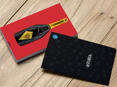 Postcard design. astoriawine postcard postcard design visualdesign design-passion typography vector branding illustration bribbble graphic design graphicdesigner behance illustrator