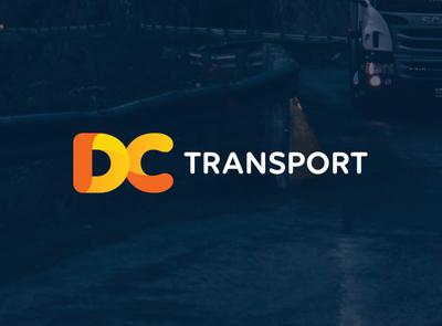 DC Transport Branding vector branding illustration brand logo