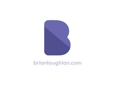 B Logo 2 blue illustration brand logo