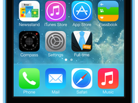 Full-time App iOS 7 Style Icon