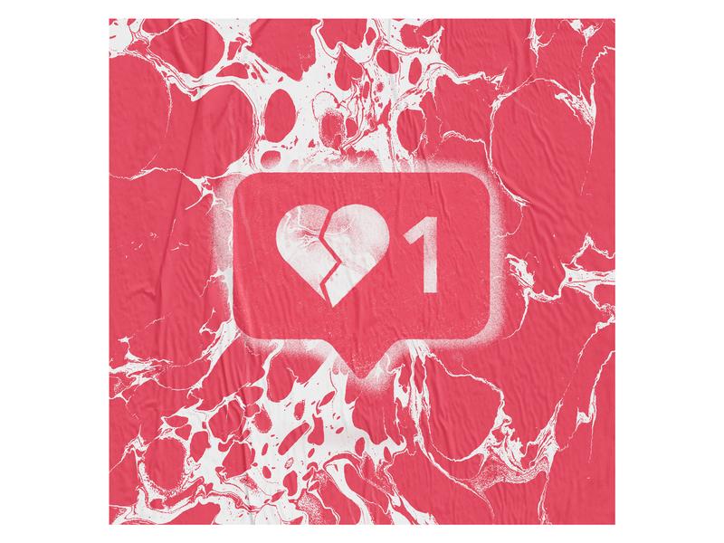 Emo 4 Life instagram emo valentines day love broken heart heart