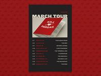 KV March Tour