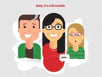 Pregnancy Anouncement